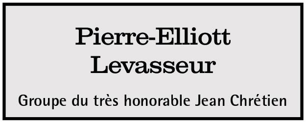 Pierre-Éliott Levasseur